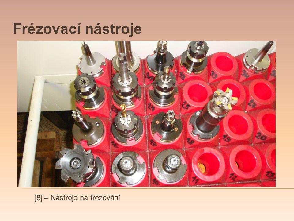 Frézovací nástroje [8] – Nástroje na frézování